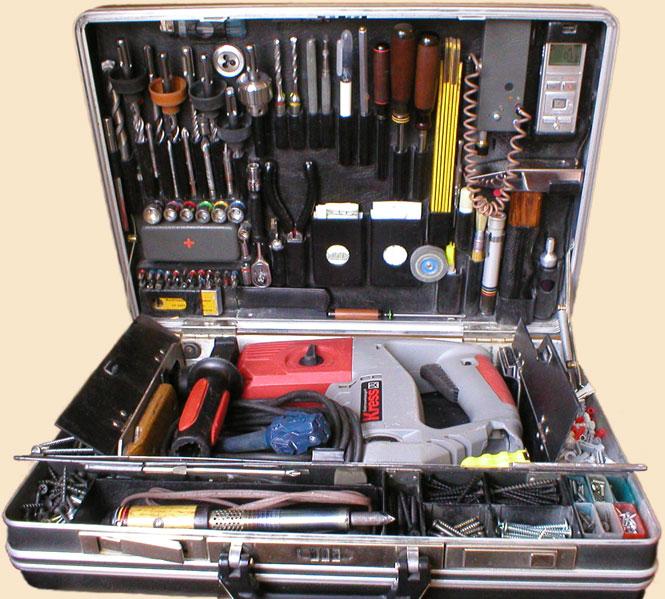 Кейс для инструментов своими руками